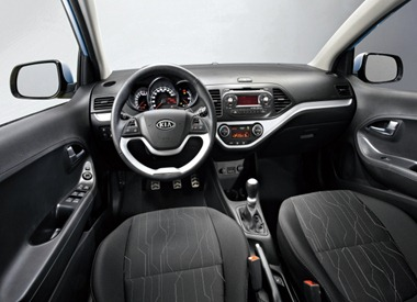 New-Kia-Picanto-interior